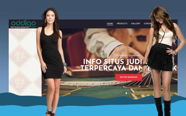 Oddigo Agen Situs Judi Bola Sbobet Casino Slot Online Terpercaya