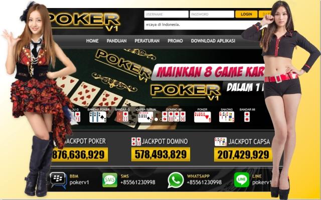 Situs Poker Online Terpopuler Menyajikan Games Kartu Terbaru